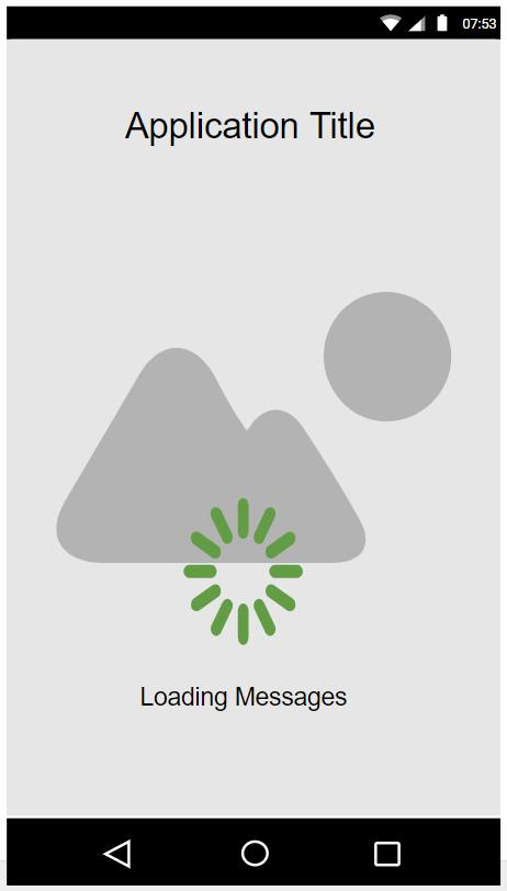 Loading screen in Flutter – Clounce com